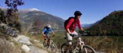 biken & wellness in den Alpen
