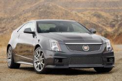 Cadillac CTS-V Coupe sorgt für Luxus auf dem Hybrid-Markt