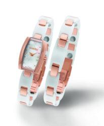 Ceraline Bijoux Uhr und Schmuckband von Roamer