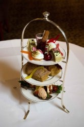 Rocco Forte - The Balmoral, Edinburgh Halloween Afternoon Tea