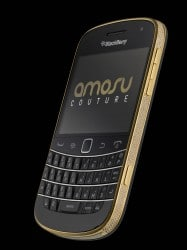 Amosu Couture BlackBerry Bold 9900