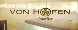von Hofen Juweliere bieten Luxus Schmuck