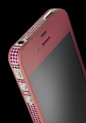 Valentinsspecial - Apple Full Pink iPhone 4S