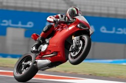 Ducati 1199 Panigale mit 195 PS