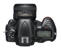 Vollformat-DSLR Kamera Nikon D4