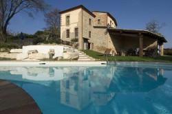 Wellness-orientierte und umweltfreundliche Ferienhäuser in Italien