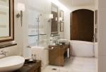 St. Regis Saadiyat Island in Abu Dhabi - Guest Bathroom