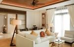 St. Regis Saadiyat Island in Abu Dhabi - Suite Living Room