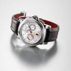 Carl F. Bucherer Patravi ChronoDate Polo Edition