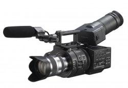 4K-fähiger Camcorder von Sony