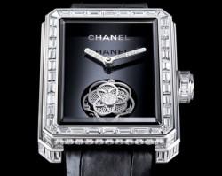 Chanel Jubiläumsuhr mit reichlich Diamanten