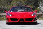 Mansory Ferrari 458 Spider in limitierter Monaco Edition