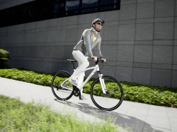 Neue Bikes in der Mercedes-Benz Bike Selection 2012