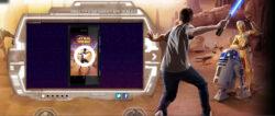 XBOX Kinect Star Wars App