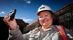 Gina Rinehart ist die reichste Frau der Welt