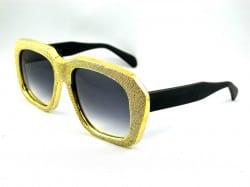 Sonnenbrille mit 2.000 Brillanten besetzt