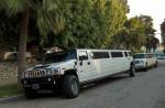 Die Stretchlimousine von Hummer als Hochzeitsauto mieten