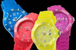 Die neue Ice-Watch Ice-Flashy Uhren Kollektion