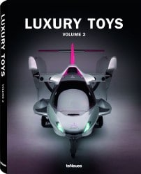 Luxury Toys Volume 2 - Luxus Bildband zum Staunen