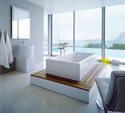 Starke Bäder von Philippe Starck
