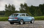 Bentley zeigt neue Fotos vom EXP 9 F Concept, dem neuen SUV