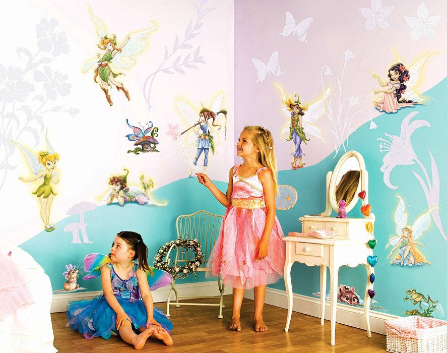 Kinder brauchen Individualität in ihrem Zimmer - richtigteuer.de
