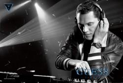 Guess startet Zusammenarbeit mit DJ Tiësto