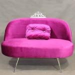 Happy Barok New Glamour Möbelkollektion - Sofa Glamour