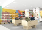 Restyling vom Mandarina Duck Flagship-Store in Bologna