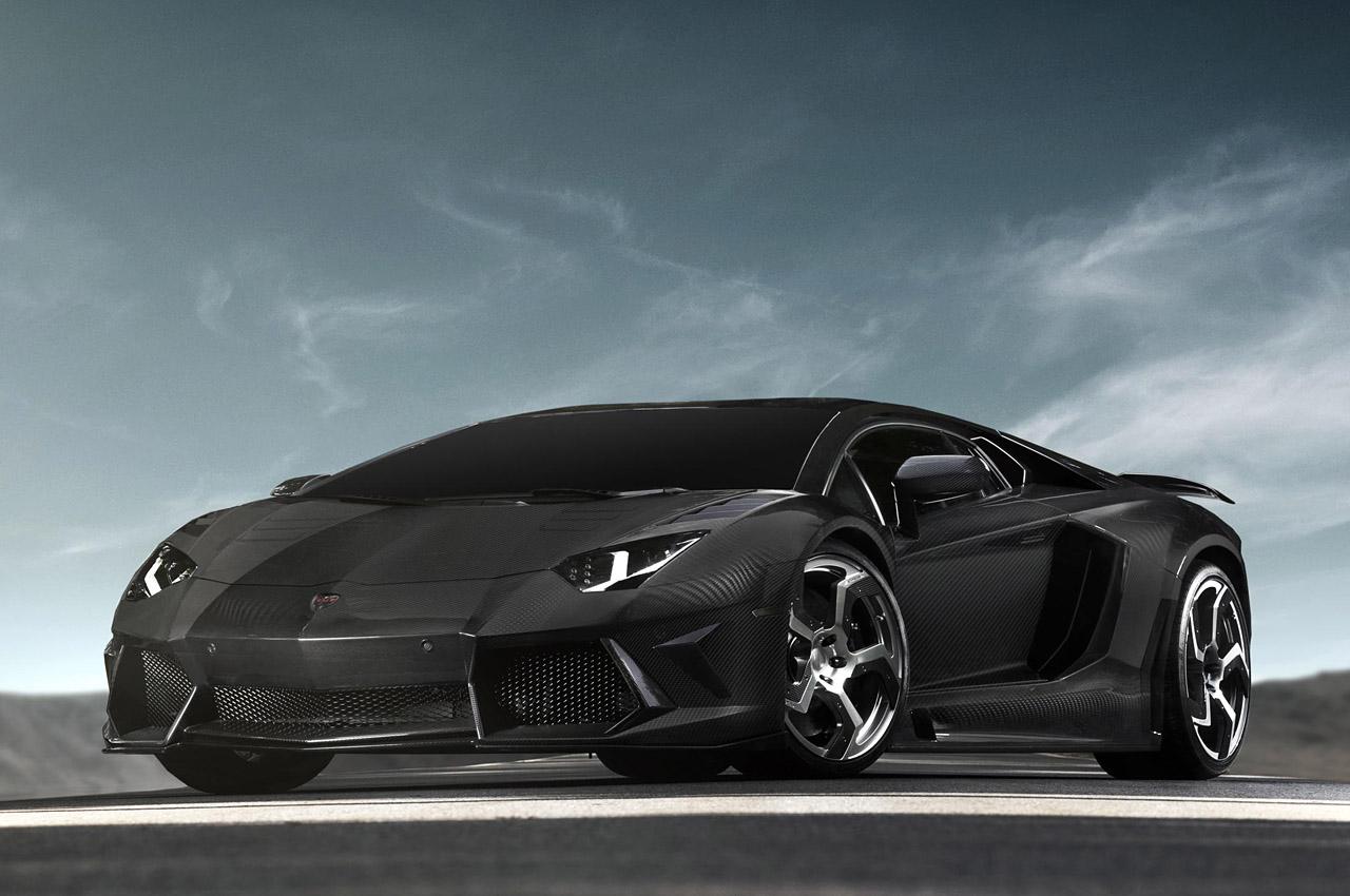 Lamborghini Aventador Carbonado By Mansory Richtigteuer De