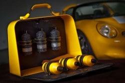 exklusives Autopflege-Equipment von Marcus Backs
