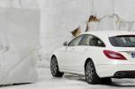 Mercedes-Benz CLS Shooting Brake und die Mode - Frühjahr/Sommer 2013