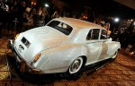 Rolls-Royce Crystal Silver Cloud II mit 1 Million Swarovski Kristallen