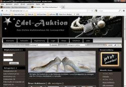 Luxus-Auktionshaus Edel Auktion öffnet seine Pforten