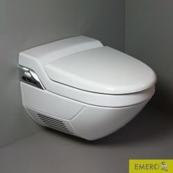 Geberit AquaClean 8000plus Dusch-WC Komplettanlage