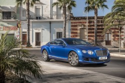 der neue Bentley Continental GT Speed