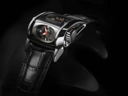 Parmigiani und der Rennschlitten fürs Handgelenk - Bugatti Super Sport Watch