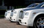 Rolls-Royce zeigt Sonderversion des Drophead Coupe zur Abschlussfeier der Olympischen Spiele in London