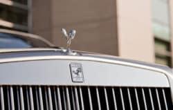 Bespoke Rolls-Royce bei der Schlussfeier der Olympischen Spiele in London