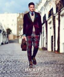 Hackett London - Feines für den Mann