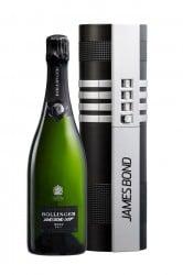 Bollinger Champagner ehrt James Bonds 50. Filmjubiläum