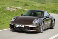 Porsche 911 Carrera 4 und 4S - der neue Allrad-Neunelfer
