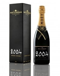 Grand Vintage 2004 von Moët & Chandon