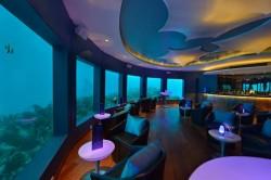 Urlaub auf den Malediven der besonderen Art - Unterwasser Disco Subsix