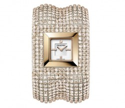 Swarovski Elis Bangle Mini - Silk Diamond Touch Light