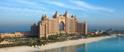 Unterwasser-Suite im Hotel Atlantis, The Palm in Dubai