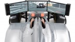 Formel-1 Rennsimulator in Naturgröße