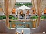 Taj Lake Palace Hotel in Udaipur, Indien - mitten im See