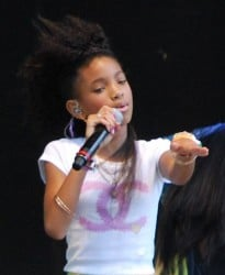 Die reichsten Teenie-Stars - 9: Willow Smith (Bildquelle: Flickr, Joe Warminsky)