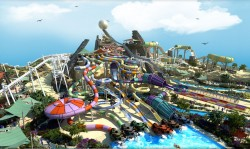 Yas Waterworld Abu Dhabi - Wasserpark der Superlative